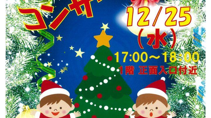 ぴえれ『クリスマスminiコンサート』